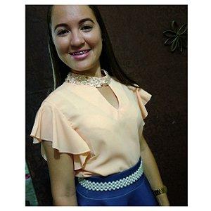 blusa Rosania