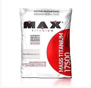 Mass Titanium 17500 3kg- Max Titanium