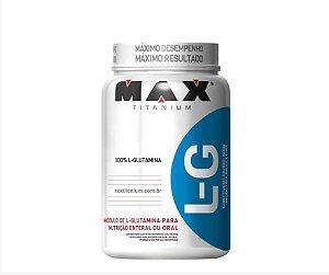 Glutamina Max Titanium 600g