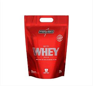 Nutri Whey 1,8kg - Integralmedica