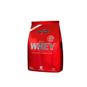 Nutri Whey 900g Refil - Integralmedica
