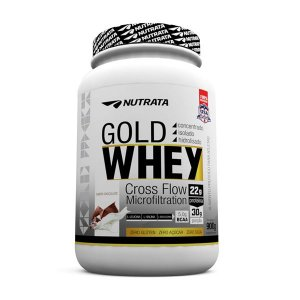 Gold Whey Nutrata 900g