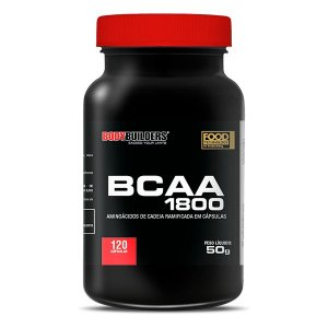 Bcaa 1800 120 Cps - Body Builders