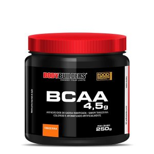Bcaa 4.5 Power - Body Builders - Proporciona Aumento Da Resistência