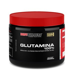 Glutamina 100% 300g Body Builders
