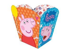Cachepot Peppa Pig festa