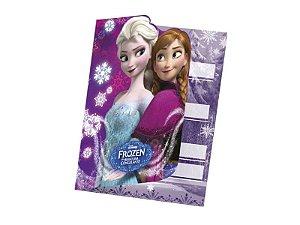 Convite Frozen festa de aniversário