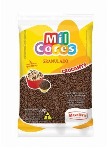 Granulado chocolate crocante 500g