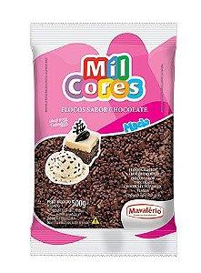 Flocos macios chocolate Mavalério 500g
