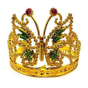 Coroa Princesa Dourada
