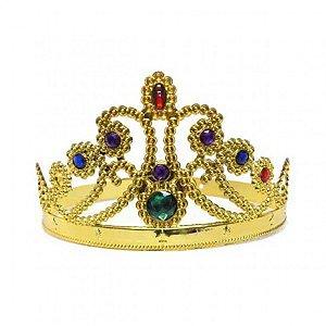 Coroa Princesa Dourada C/12