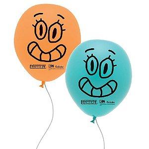 Balão / Bexiga N9 Gumball C/25