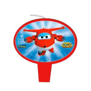 Vela Plana Super Wings