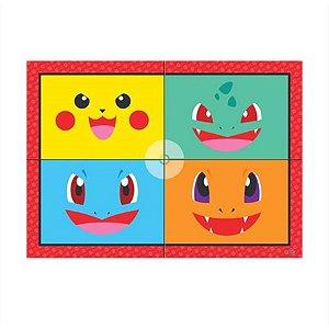 Painel Decorativo Pokémon