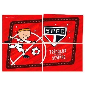 Painel Decorativo São Paulo F.C.