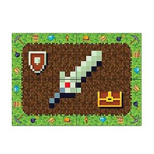 Painel Decorativo Mini Pixels