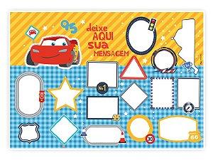 Mural de Recados Carros