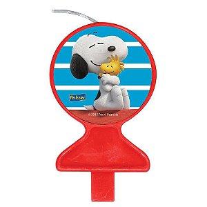 Vela Plana Snoopy