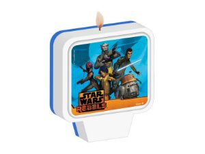 Vela Plana Star Wars Rebels