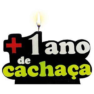 Vela + 1 Ano De Cachaça