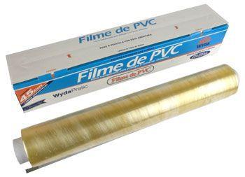 Filme de PVC 0,28 X 30M