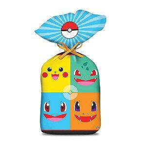 Sacolinha Surpresa Pokémon C/8