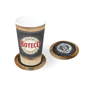 Copo Festa Do Boteco 300ml c\ 8