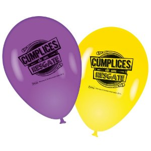 Balão N9 Cúmplices de um Resgate C/25