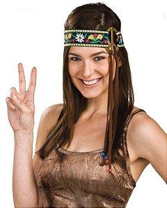 Faixa Hippie Para Fantasias
