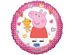 Balão Metalizado Standard Peppa Pig