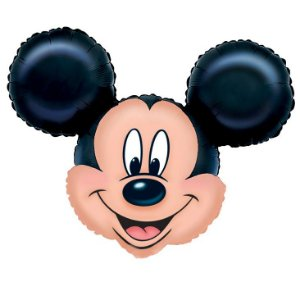 Balão Metalizado Mini Shape Mickey