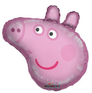 Balão Mini Shape Peppa