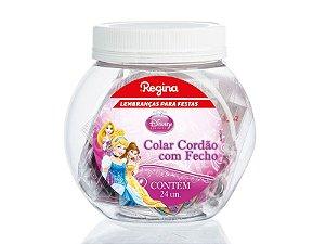 Colar Cordão C/Fecho Princesas Debutante C/24