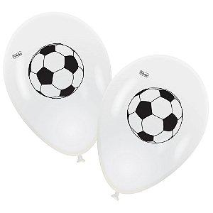 Balão / Bexiga Futebol Nº9 C/25