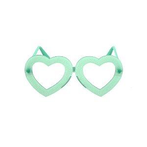 Óculos Brilha No Escuro Coração C/10