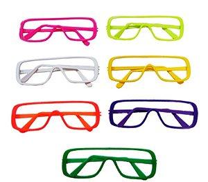 Óculos S/ Lente Esquiador Sortido C/10
