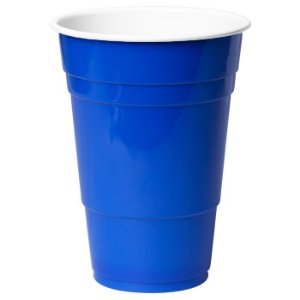 Blue Cups Balada - 400mL C/25