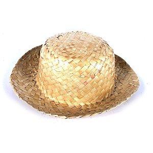 Chapéu de Palha Para Boneca