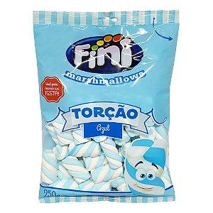 Marshmallows Fini Torção Azul 250g