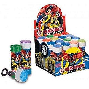 Bolha De Sabão Transformers C/16