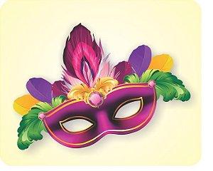 Kit Carnaval Rosa C/3