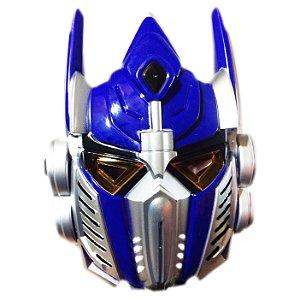 Máscara Transformers Optimus Prime C/ Luz