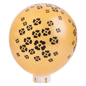 Balão / Bexiga Happy Day Nº11 | Mancha de Onça | C/25