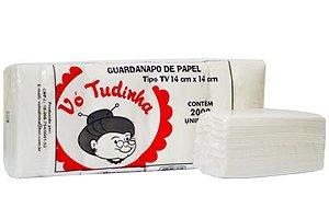 Guardanapo de Papel Vó Tudinha C/2000