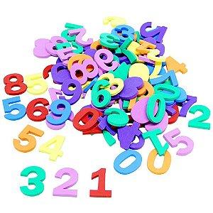 Números em EVA Pequenos C/180