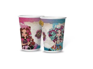 Copo De Papel Ever After High 180ml