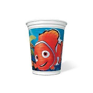 Copo Descartável Procurando Nemo 200ml