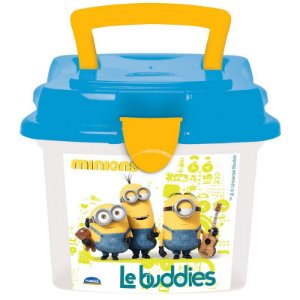 Mini Box Minions Plasútil