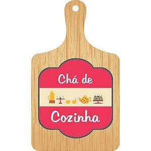 Convite Chá De Cozinha C/8