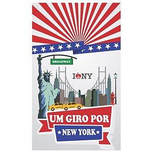 Convite Nova York C/8 UN